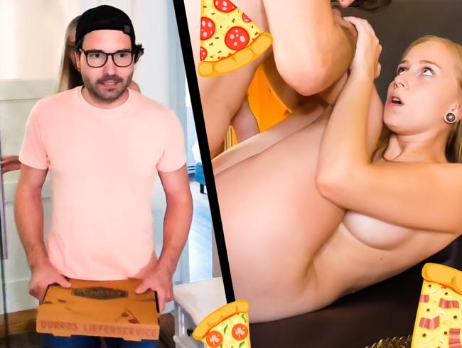 Video Thumbnail Dreisten Pizzaboten abgefickt!