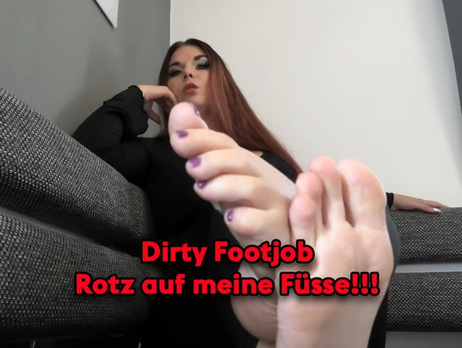 Video Thumbnail Dirty Footjob