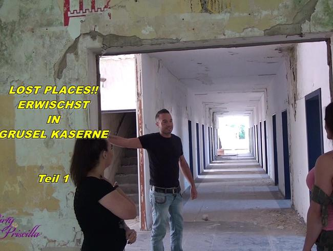 Video Thumbnail ERWISCHT!! Lost Places-Grusel Kaserne