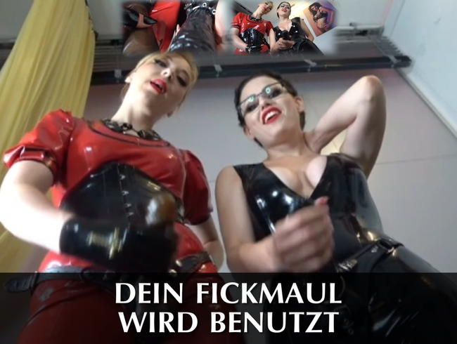 Video Thumbnail Dein Fickmaul wird benutzt!