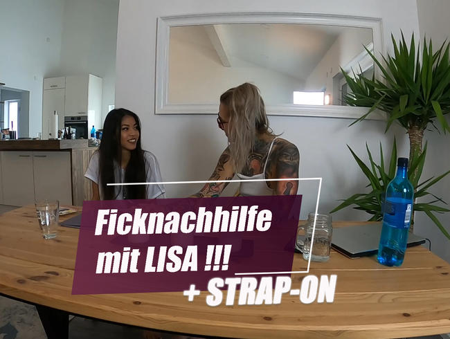 Video Thumbnail Nachhilfe mit Lisa +STRAP-ON