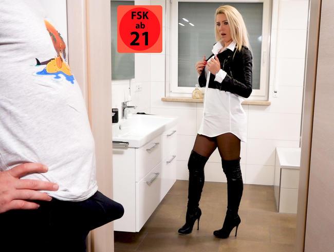 Video Thumbnail Perverse Morgenlatten Hardcoreeskalation | Nach Ultra DoublePissFick gehts NASS ins Büro...