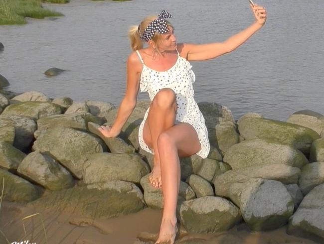 Video Thumbnail Überraschender Arschfick mit Touristen am Strand !!