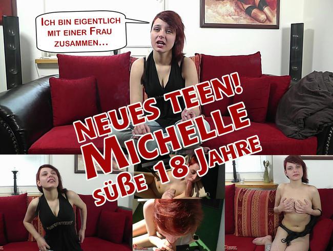 Video Thumbnail Neues Teen! Michelle 18 Jahre