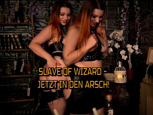 Video Thumbnail SLAVE OF WIZARD - JETZT IN DEN ARSCH!