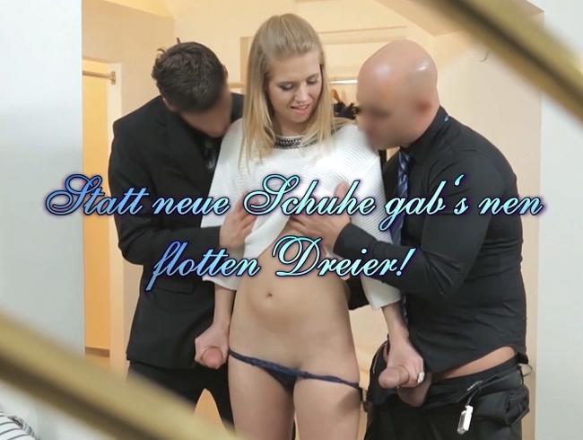 Video Thumbnail Statt neue Schuhe gab's nen flotten Dreier!!!!!!!!!!!!