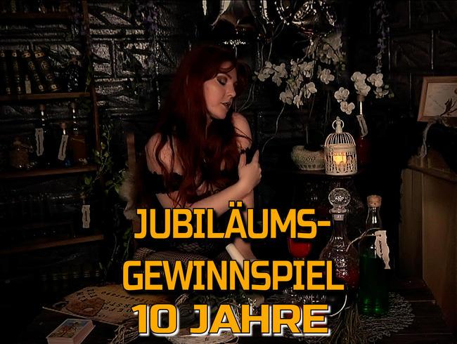 Video Thumbnail Spermageile Zauberstudentin + Jubiläums-Gewinnspiel