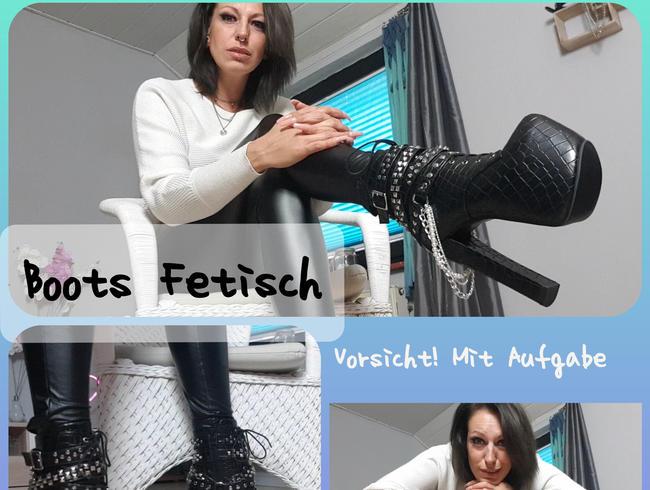 Video Thumbnail Boots Fetisch