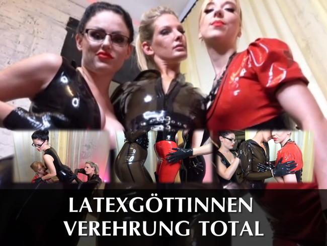 Video Thumbnail Latexgöttinen – Verehrung Total