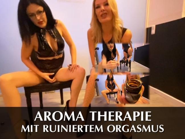 Video Thumbnail Aroma Therapie mit ruiniertem Orgasmus