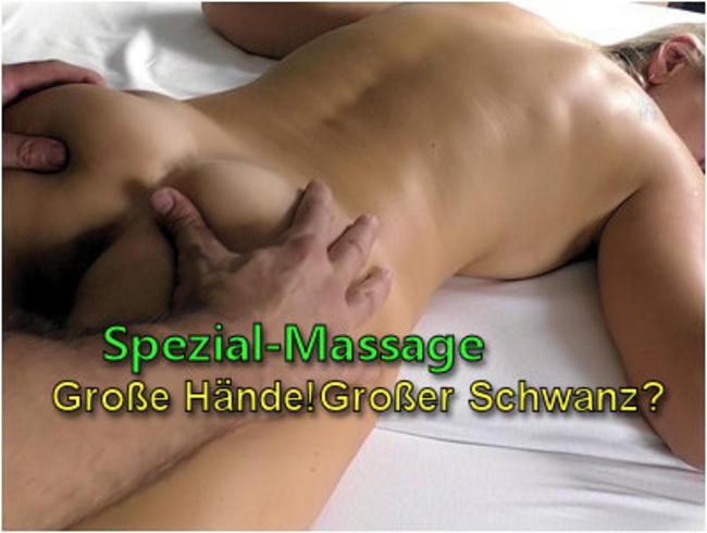 Video Thumbnail Spezial-Massage I Große Hände!Großer Schwanz?
