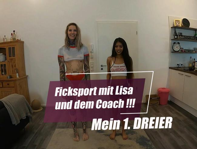 Video Thumbnail Ficksport mit Lisa und dem Coach - Mein 1. DREIER