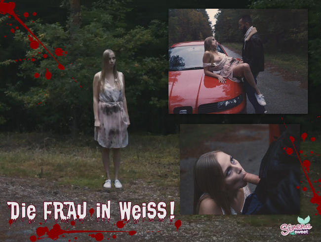Video Thumbnail Die Frau in Weiß! Hardcore!