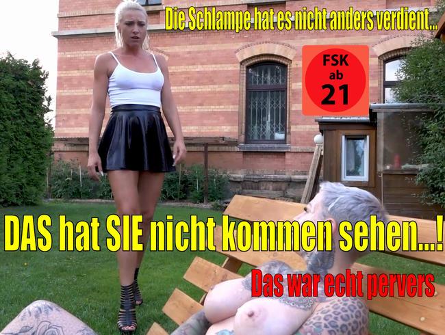 Video Thumbnail Die perverse Bestrafung | Das hat Sie nicht kommen sehen...!