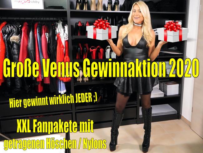 Video Thumbnail Große Venus Gewinnaktion 2020 | Hier gewinnt wirklich JEDER ;)
