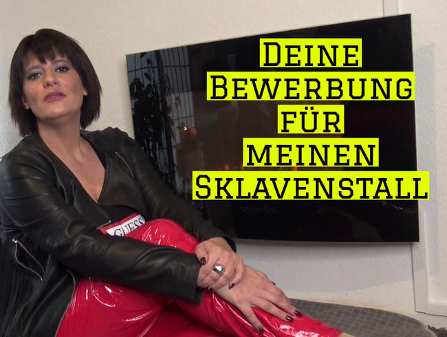 Video Thumbnail Anschauen und Ausführen Sklave!