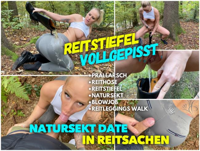 Video Thumbnail REITSTIEFEL vollgepisst | NATURSEKT Date in Reitsachen