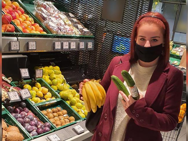 Video Thumbnail OMG! Wir lieben Lebensmittel mal ganz anders! Junges Gemüse vom Typen aus dem Supermarkt eingeführt!