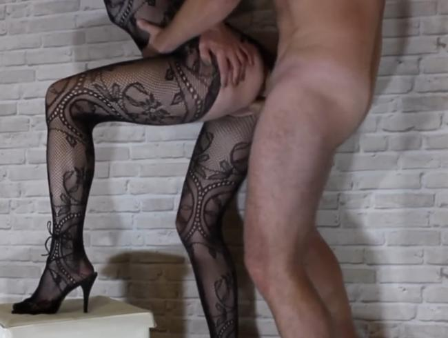 Video Thumbnail In Nylons gefickt
