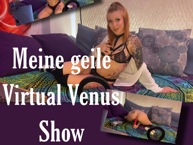 Video Thumbnail Achtung Dirty!!! Meine geile Virtual Venus Show