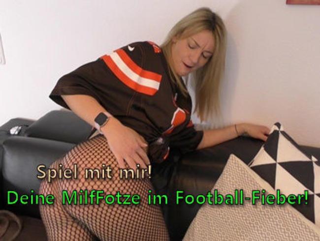 Video Thumbnail Spiel mit mir! Deine MilfFotze im Football-Fieber!
