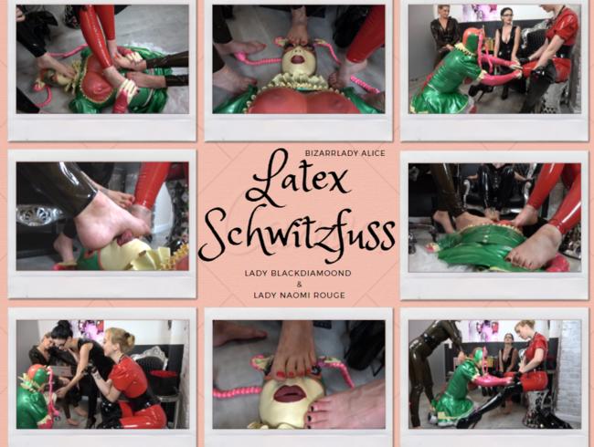 Video Thumbnail Latexschwitzfuss
