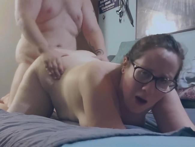 Video Thumbnail Franzi's Sextape! Beim Doggy fick werde ich immer richtig laut!!!