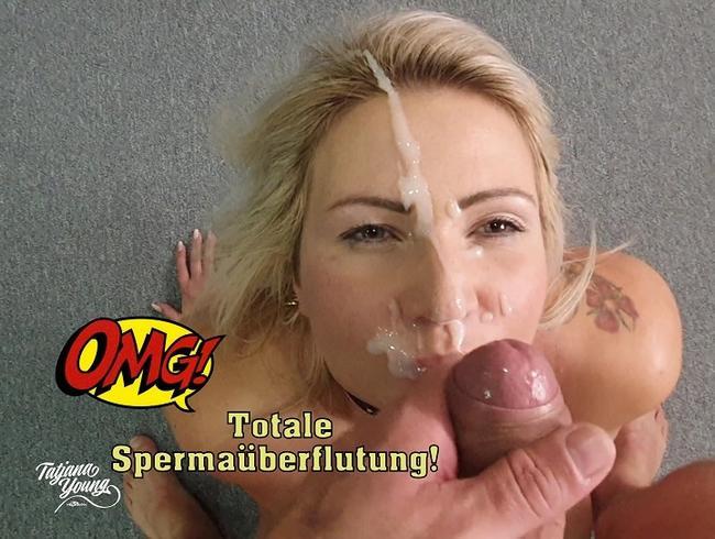 Video Thumbnail Totale Spermaüberflutung!