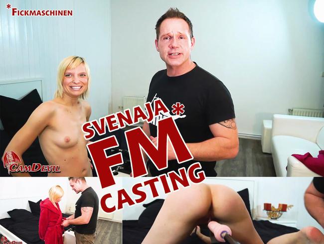 Video Thumbnail Svenja Fickmaschinen Casting Part 1