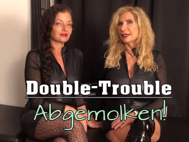 Video Thumbnail Double-Trouble! Abgemolken Teil 1