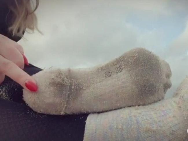 Video Thumbnail Strand Socken Fick!!!