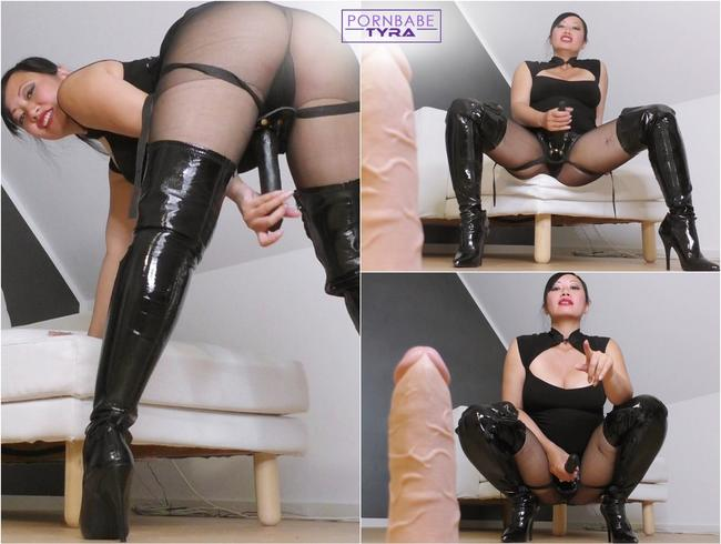 Video Thumbnail Dirty Talk - Sissy Erziehung durch den Strapon der Herrin