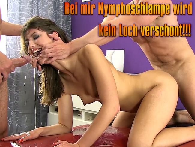 Video Thumbnail Bei mir Nymphoschlampe wird kein Loch verschont!!!