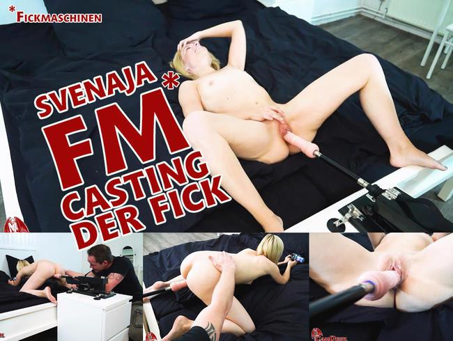 Video Thumbnail Svenja FM Casting - Der Fick!