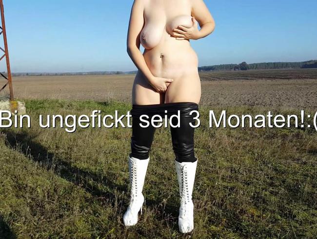 Video Thumbnail 3 Monate ohne Sex! Bin Single!