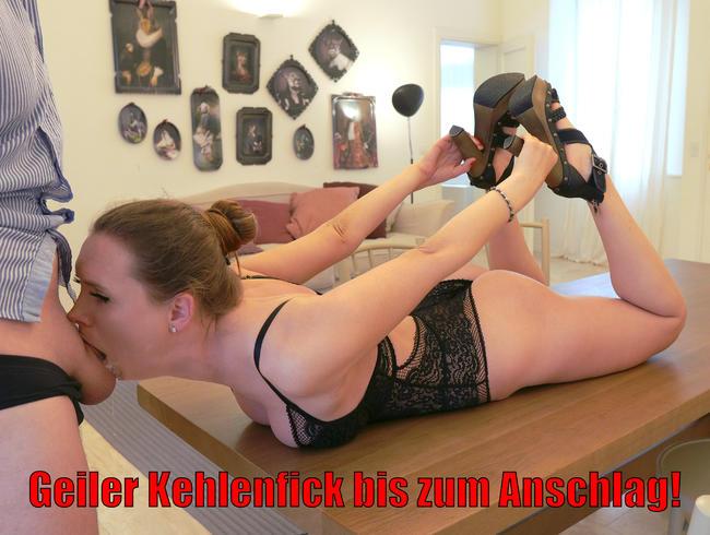 Video Thumbnail Geiler Kehlenfick bis zum Anschlag! DEEPTHROAT