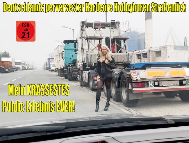 Video Thumbnail Deutschlands perversester Hardcore Hobbyhuren Straßenfick | DAS war mein KRASSESTES Erlebnis EVER!