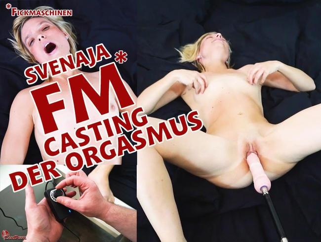 Video Thumbnail Svenja FM Casting - Der Orgasmus