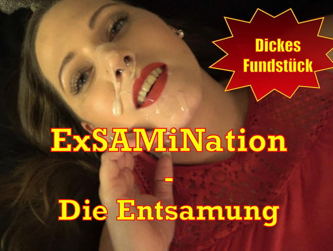 Video Thumbnail ExSAMiNation - Die Entsamung