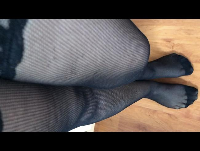 Video Thumbnail Sexy Nylon Beine