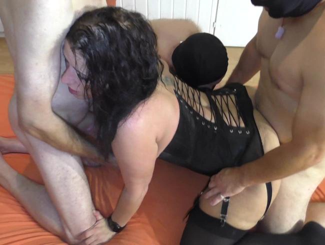 Video Thumbnail Jolie Noir mal wieder ordentlich in den Arsch gefickt