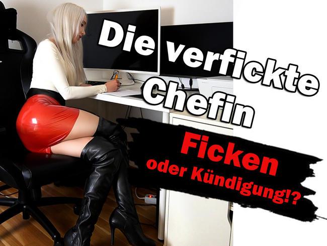 Video Thumbnail Die verfickte Chefin! Ficken oder Kündigung!?
