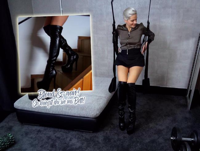 Video Thumbnail Blond und naiv! So kriegst du sie ins Bett!
