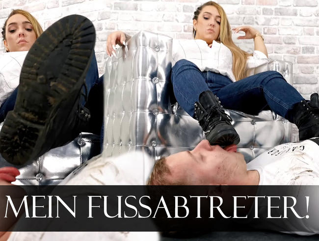 Video Thumbnail Mein Fußabtreter!