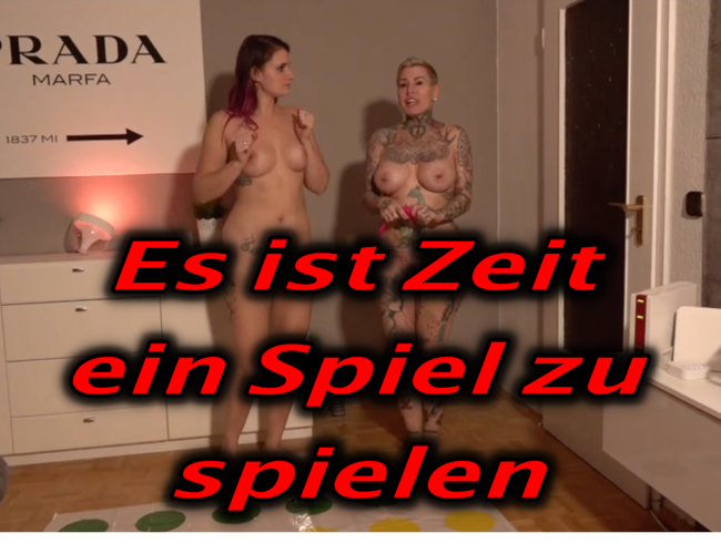 Video Thumbnail Zitterorgasmus beim Twister spielen