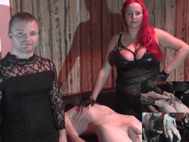 Video Thumbnail Sklave muss Leiden!!!!!