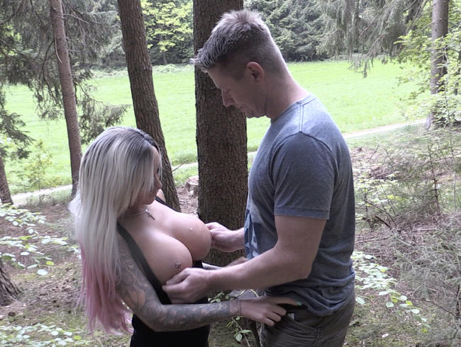 Video Thumbnail Ist das Sein Ernst ??? Quickie beim Wald Spaziergang!