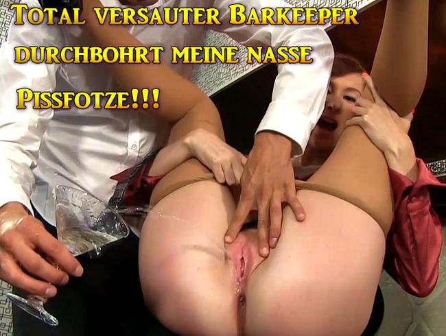 Video Thumbnail Total versauter Barkeeper durchbohrt meine nasse Pissfotze!!!