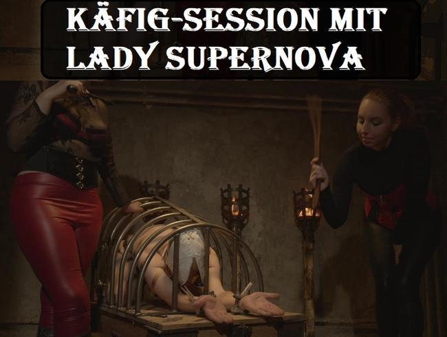 Video Thumbnail Käfigsession mit Lady Supernova