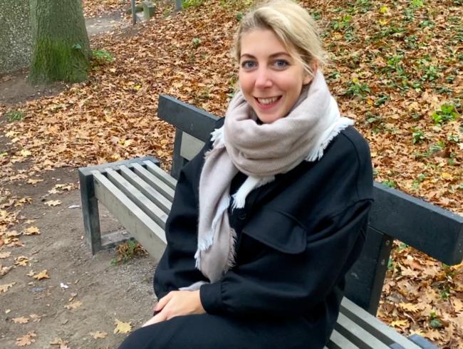 Sarah_Secret - FICK-BLIND-DATE - CREAMPIE auf den ERSTEN BLICK!